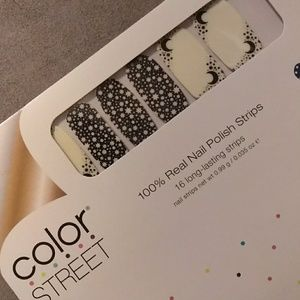 NWT Color Street nail strips, Retired Oh My Stars